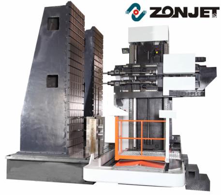 ZJG08-2020管板数控深孔钻