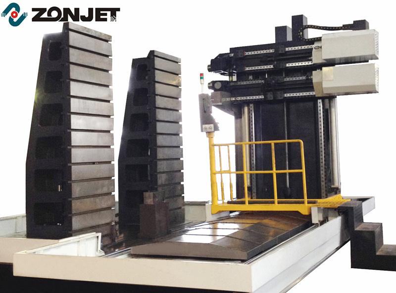 ZJG系列管板数控深孔钻